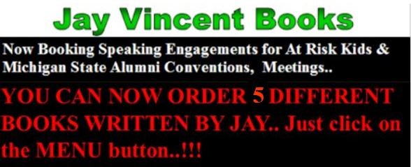 Jay Vincent Books